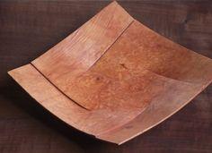 SVUOTATASCHE #oggetti in legno pregiato #oggetti design