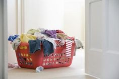 What Can You Use to Get Mildew Out of Colored Clothes?