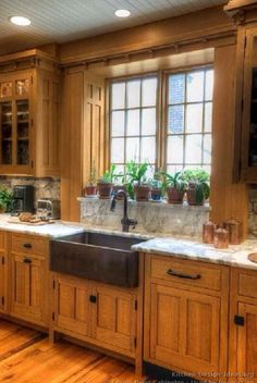 5 Ideas: Update Oak Cabinets WITHOUT a Drop of Paint   Apron front ...