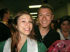 Graduation c: I love my baby! June, 2012