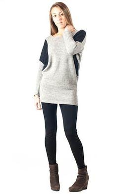 213 Industry Tunic Sweater <3