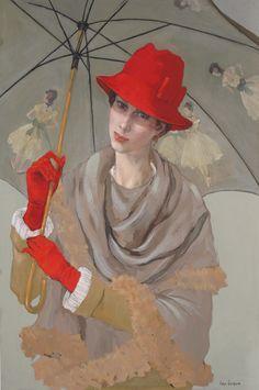 Katya Gridneva (Катя Гриднева) (Ukrainian, b. 1965)