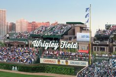There's nothing more American than Wrigley Field