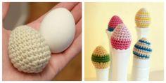 crochet egg pattern