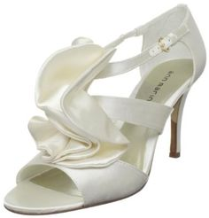 #1 option fun flare/other colors if we wanted 3 different ones.......... Amazon.com: Ann Marino Women's Honeybun Sandal,Ivory,9.5 M US: Shoes $50.00