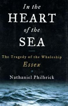 In the Heart of the Sea by Nathanial Philbrick. Movie was released December 11, 2015. Book available at the Logan Library.