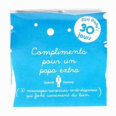 """Mini Daily's """"Compliments Pour Un Papa Extra"""""""