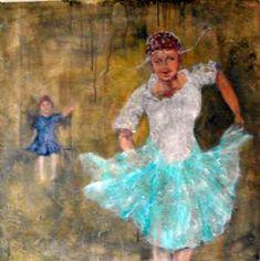 Name: Look at me Artist: Grete Ryberg Høgh Gallery: Kunstsamlingen Height: 80 cm Width: 80 cm Price: 7800 kr. #kunstsamlingen #kunst #artcollection #art #painting #maleri #galleri #gallery #onlinegallery #onlinegalleri #kunstner #artist #danishartists #claysculpture #clay #sculpture #greteryberghøgh