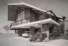 The Eichler houses success originated by the unique blend of art and smart marketing strategies