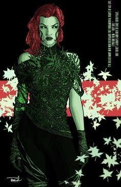 Poison Ivy 2015 by tsbranch on DeviantArt
