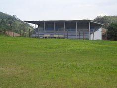 Primeiro campo de futebol do Brasil está em Paranapiacaba(SP), inaugurado em 1894. by Cybele Fiorotti