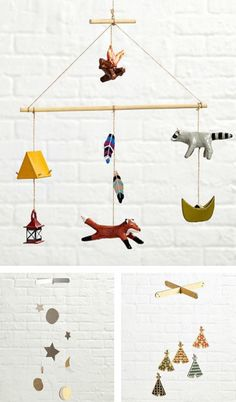 The Land of Nod Mobiles