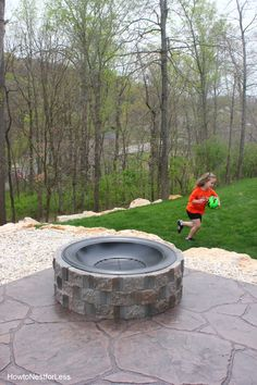 """See our site for even more information on """"outdoor fire pit ideas"""". It is actually a great place to get more information. Fire Pit Party, Diy Fire Pit, Fire Pit Backyard, Fire Pits, Building A Patio, House Building, Building Ideas, Outdoor Fire, Outdoor Decor"""
