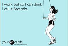 I workout!!
