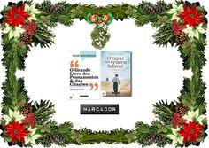 MARCAS DE LEITURA: Passatempo de Natal_Marcador_«O Grande Livro dos P...