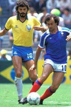 Michel Platini, Socrates, Messi, Beckham, France Football, English Football League, Best Football Players, Everton Fc, Walt Disney
