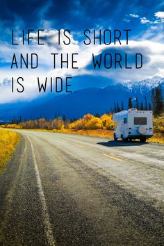 Destruction Bay, Alaska - I want to drop everything and go on an adventure! Motivation Inspiration, Travel Inspiration, Great Quotes, Inspirational Quotes, Motivational Quotes, Beautiful World, Beautiful Places, The Great Outdoors, Places To Go