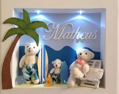 QUADRO MATERNIDADE - Matheus Praia