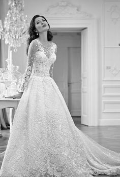 It's amazing!!!Love this wedding dresses!Hope I can wear it in the future.