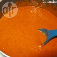 Salsa roja para tacos @ allrecipes.com.mx