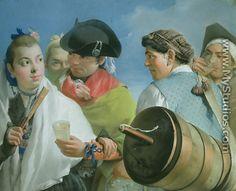 The Lemonade Seller - Lorenzo Tiepolo