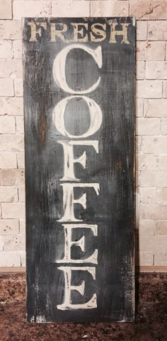 Sign *will do this for my kitchen