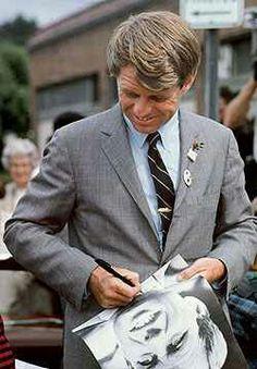 Robert F. Kennedy, 1968.