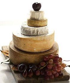 Pièce montée fromages