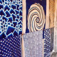 Ikat Batik / Batik Fabric store in Ubud / Jl. Monkey Forest, Ubud, Bali, Indonesia