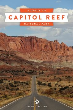 Full of beautiful canyons, ridges, and rock formations, Capitol Reef is a must-see National Park.