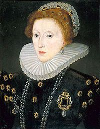 Queen Elizabeth I. Named one of my children after her. The most powerful monarch of england