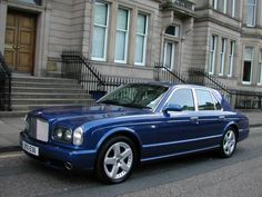 Bentley Arnage 2003