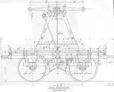 railroad handcar drawing - Google Search