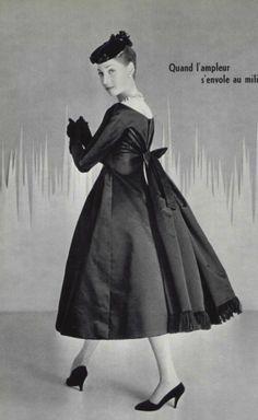 1956 Christian Dior /lnemnyi/lilllyy66/ Find more inspiration here: http://weheartit.com/nemenyilili