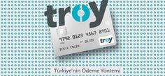 Türkiye'de Yeni Bir Dönem TROY Ödeme Sistemi  #troy #kart #ödeme sistemi