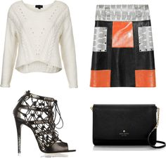 """""""Kate"""" by loeswhite ❤ liked on Polyvore"""
