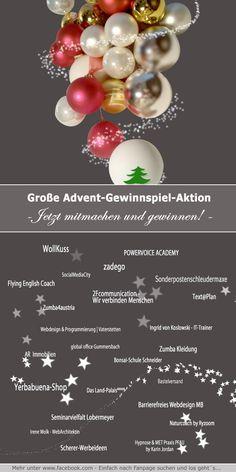Ab HEUTE - großes Gewinnspiel auf Facebook - klicken und gewinnen! http://www.facebook.com/I2Fcommunication/app_237260109714883