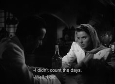 Casablanca...one of my favorite movies ever