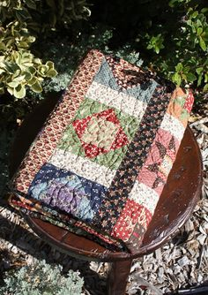Temecula Quilt Co - quilt made from Judie Rothermel fabric