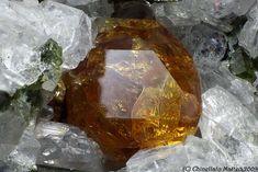 Description: Titanite Bassano Romano, Viterbo Province, Latium, Italy 1.23 mm orange-dark Titanite crystal LA06mini.jpg