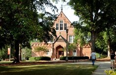 Groover Hall at Mercer University | Macon, Georgia