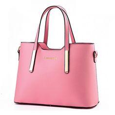 ASDS Fashion Female Package Elegant Women Handbag High Quality Leather Shoulder bag All-Match Messenger Bag Casual Tote