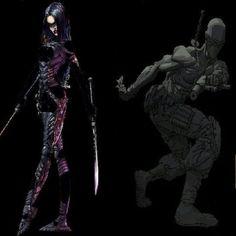 Wraithborn & Snake-Eyes