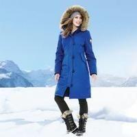 Alpinetek® Women's Long Down-filled Parka - Sears | Sears Canada ...