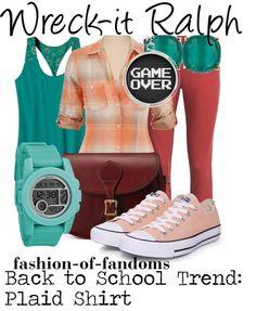 "Tagged ""wreck it ralph""   Fandom Fashion"