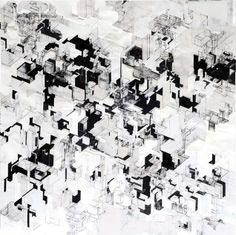 Architectural Graffiti / Boris Tellegen