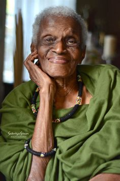 "Photo Title: ~ Beauty at 90 ~   |   Sabriya Simon ""My Grandma. 90 years old. Between her bed  a wheelchair, but still up  kicking in her own way"" :) ~ Pic taken 25.December.2011. Her advice: Don't take up too much weight one time No (shakes her head) Not doing it!! Take time Just take your time Take your time and you will make it It will be slow but you will make it in due time. ~ Grandma ♥"