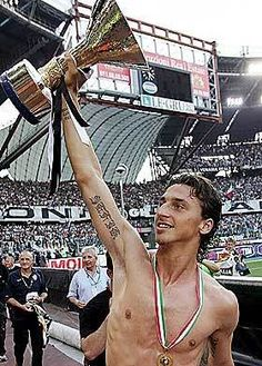 Zlatan Ibrahimovic, the worlds best soccer player