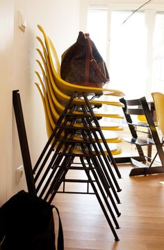 A chair of distinction - News & Stories at STYLEPARK
