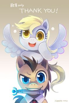 #derpyhooves #doctorwhooves #drwhooves #thedoctor #doctorhooves #mlp #bronys
